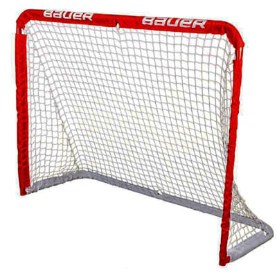 "(Bauer Recreational Steel Goal - 48"" x 37"" x 18"")"