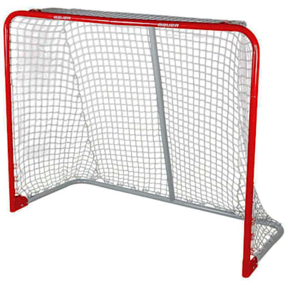 "(Bauer Performance Folding Steel Goal - 54"" x 44"" x 24"")"