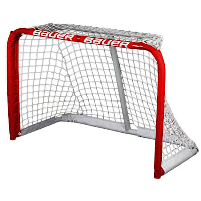 "(Bauer Mini Steel Goal - 36"" x 24"" x 18"")"