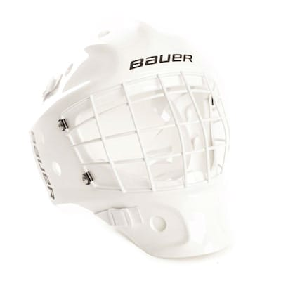 Bauer Nme Street Hockey Goalie Mask Youth Pure Goalie Equipment