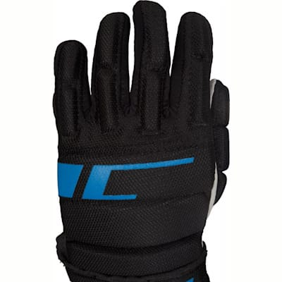 Backhand View (Bauer Street Hockey Performance Player Gloves - Junior)