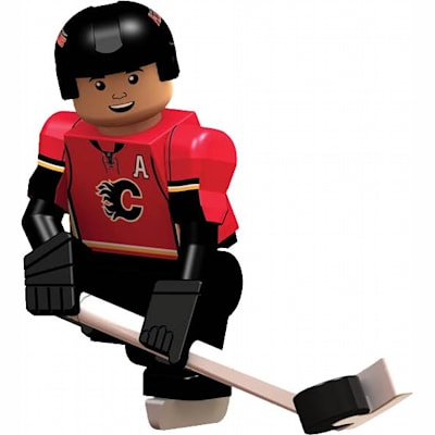 Curtis Glencross (OYO Sports Calgary Flames NHL Mini Figures - Home Jersey)