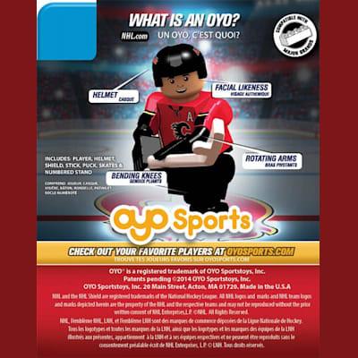 (OYO Sports Calgary Flames NHL Mini Figures - Home Jersey)