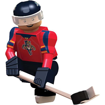 reputable site af9c1 49dc7 OYO Sports Florida Panthers NHL Mini Figures - Home Jersey ...
