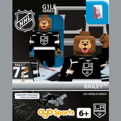 Bailey (OYO Sports NHL Mascots G1 Mini Figures)