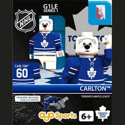 Carlton the Bear (OYO Sports NHL Mascots G1 Mini Figures)