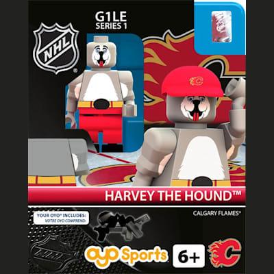 Harvey the Hound (OYO Sports NHL Mascots G1 Mini Figures)
