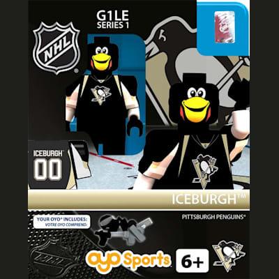 Iceburgh (OYO Sports NHL Mascots G1 Mini Figures)