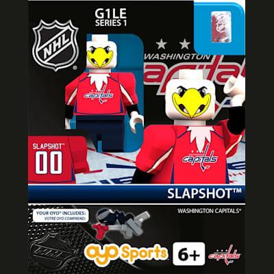 Slapshot (OYO Sports NHL Mascots G1 Mini Figures)