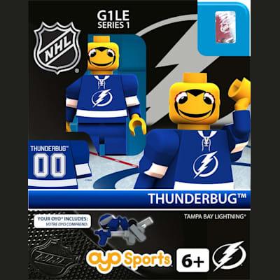 Thunderbug (OYO Sports NHL Mascots G1 Mini Figures)