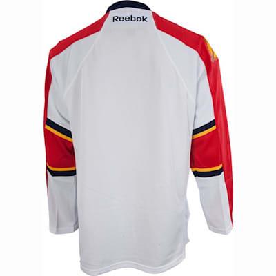 promo code a5148 0a03c Reebok Florida Panthers Premier Jersey - Away/White - Mens ...