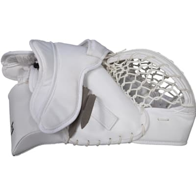 Forehand View (Brians Net Zero Goalie Catch Glove - Senior)