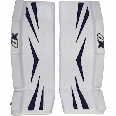 Navy (Brians Brian's Net Zero Color Kit Hockey Goalie Pad Kit - Junior)