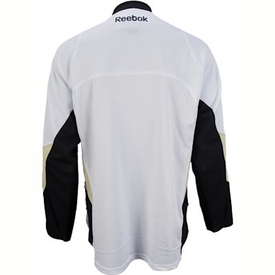Back View (Reebok Pittsburgh Penguins Premier Jersey - Away/White - Adult)