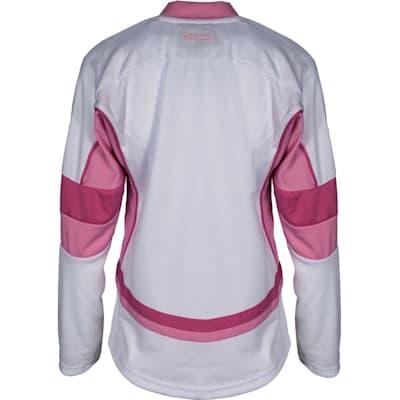 (Reebok Philadelphia Flyers White Fashion Jersey - Girls)