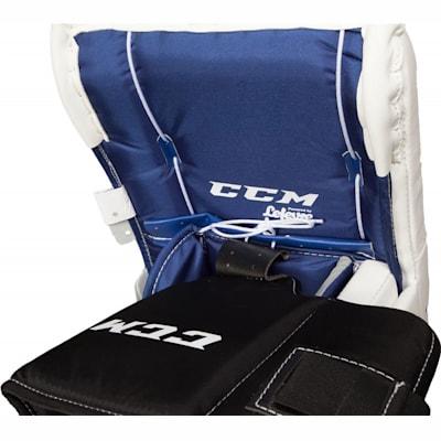 (CCM Extreme Flex II 860 Goalie Leg Pads - Senior)
