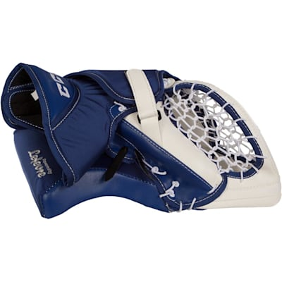 Side View (CCM Extreme Flex II 860 Goalie Catch Glove - Senior)