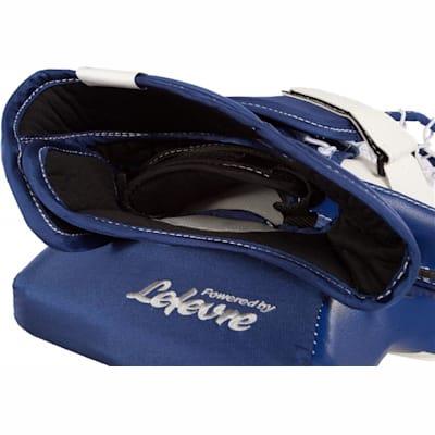 Liner View (CCM Extreme Flex II 860 Goalie Catch Glove - Senior)