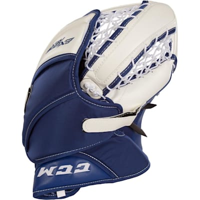 Back View (CCM Extreme Flex II 860 Goalie Catch Glove - Senior)