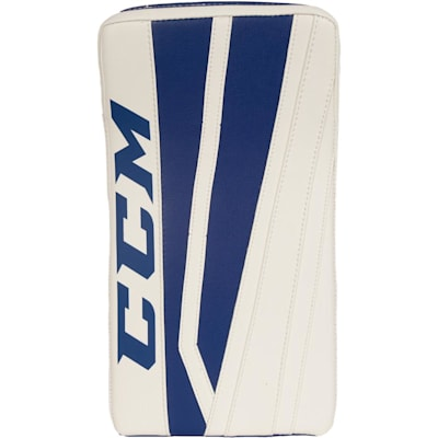Front View (CCM Extreme Flex II 860 Goalie Blocker - Senior)