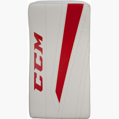 Front View (CCM Extreme Flex II 760 Hockey Goalie Blocker - Junior)