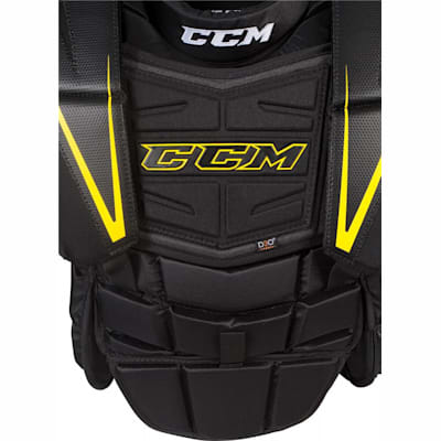 Chest Plate (CCM Premier Pro Hockey Goalie Chest and Arm Protector - Senior)