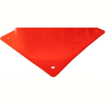 (A&R Orange Sports Cone - 9 Inch)