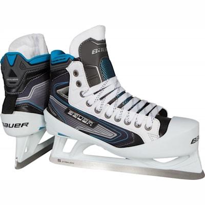 Senior (Bauer Reactor 7000 Goalie Skates - Senior)