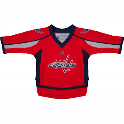 new style d0bad bd442 Reebok Alex Ovechkin Washington Capitals Replica Home Jersey ...