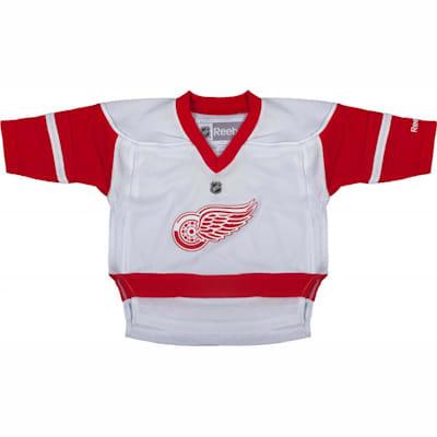 (Reebok Henrik Zetterberg Detroit Red Wings Replica Away Jersey - Infant)