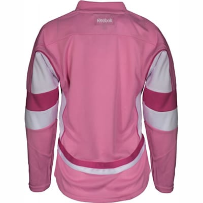 (Reebok Detroit Red Wings Pink Fashion Jersey - Girls)