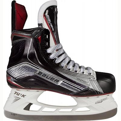 Side View (Bauer Vapor 1X Ice Hockey Skates - Junior)