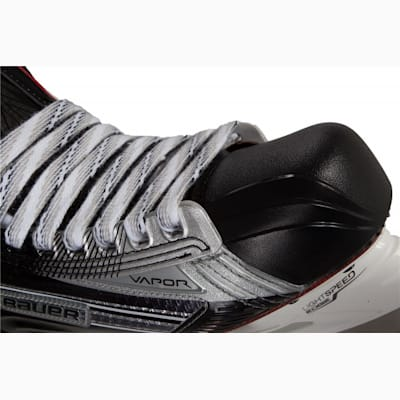 Front View (Bauer Vapor 1X Ice Hockey Skates - Senior)