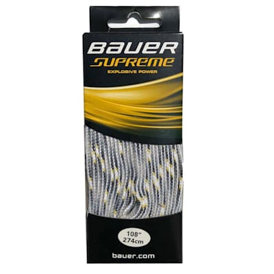 (Bauer Supreme Hockey Skate Laces)