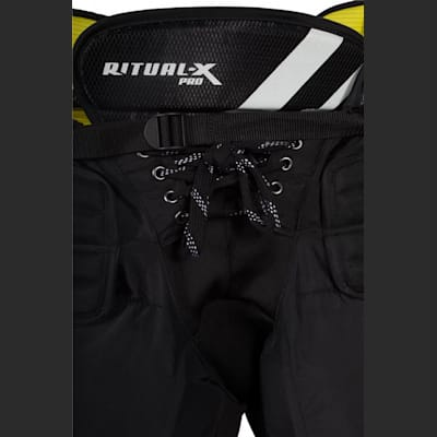 Jock Protection (Warrior Ritual Pro Hockey Goalie Pants - Senior)