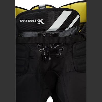 (Warrior Ritual X Goalie Pants - Junior)