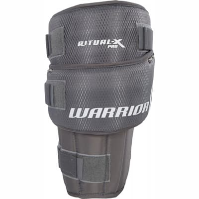 (Warrior Ritual X Pro Goalie Knee Guards - Senior)