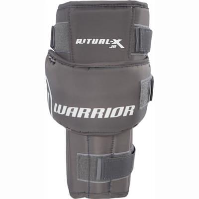 (Warrior Ritual X Goalie Knee Guards - Junior)