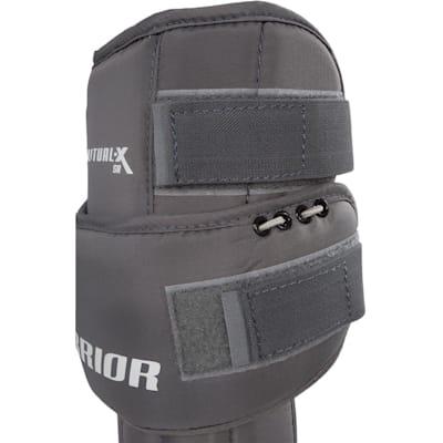 (Warrior Ritual X Hockey Goalie Knee Pads - Senior)
