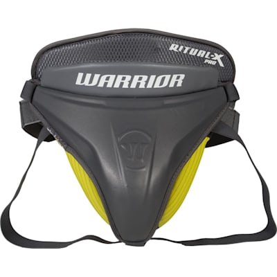 Front View (Warrior Ritual X Pro Goalie Jock - Senior)