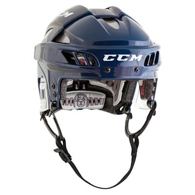 Navy/Silver (CCM FitLIte Hockey Helmet)