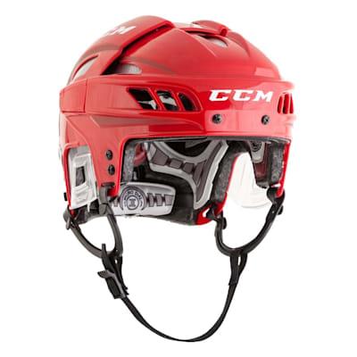 Red/Silver (CCM FitLIte Hockey Helmet)