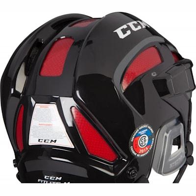 (CCM FitLIte Hockey Helmet)