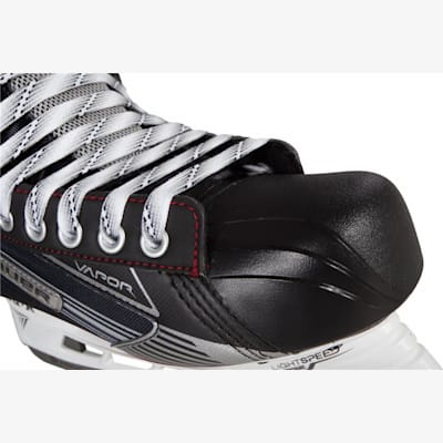 Toe View (Bauer Vapor X500 Ice Hockey Skates - Junior)