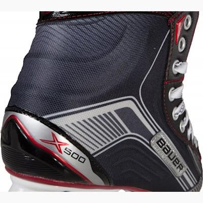 Three Quarter View (Bauer Vapor X500 Ice Hockey Skates - Senior)