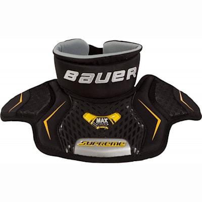 Front View (Bauer Supreme Goalie Neck Guard - Junior)