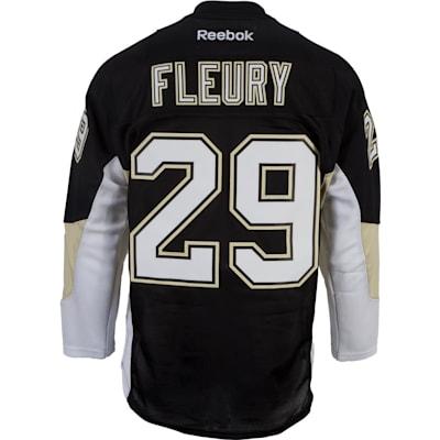 wholesale dealer 2a3fe 9d631 Reebok Marc-Andre Fleury Pittsburgh Penguins Premier Jersey ...