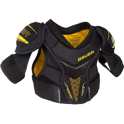 (Bauer Supreme MX3 Hockey Shoulder Pads - Youth)