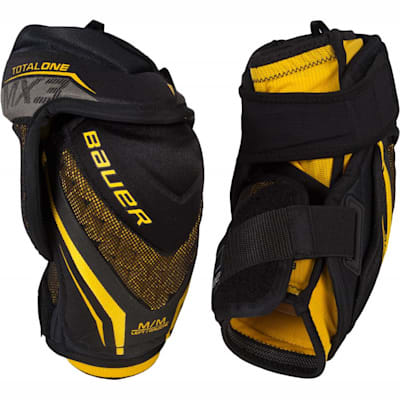 (Bauer Supreme TotalOne MX3 Hockey Elbow Pads - Junior)