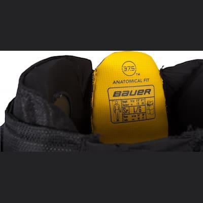 Liner View (Bauer Supreme TotalOne MX3 Hockey Pants - Senior)